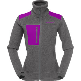 Norrøna Trollveggen Thermal Pro Jacket Women mercury